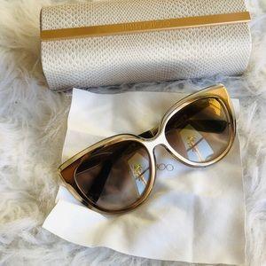 Jimmy Choo Cindy/s Sunglasses